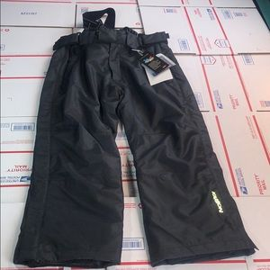Brand New Karbon Kids Ski Pants Size 8 Adjustable